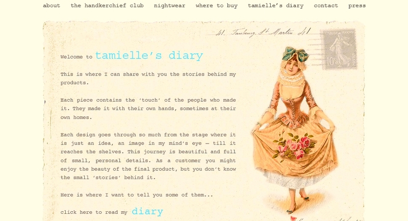 Click here to visit Tamielle