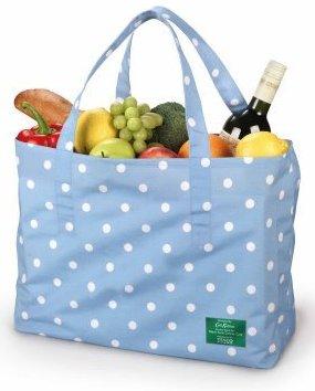 Как из старой кофты или майки сшить сумку для овощей и фруктов.